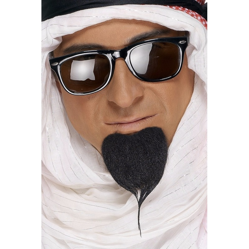 1001 nacht Arabieren baard