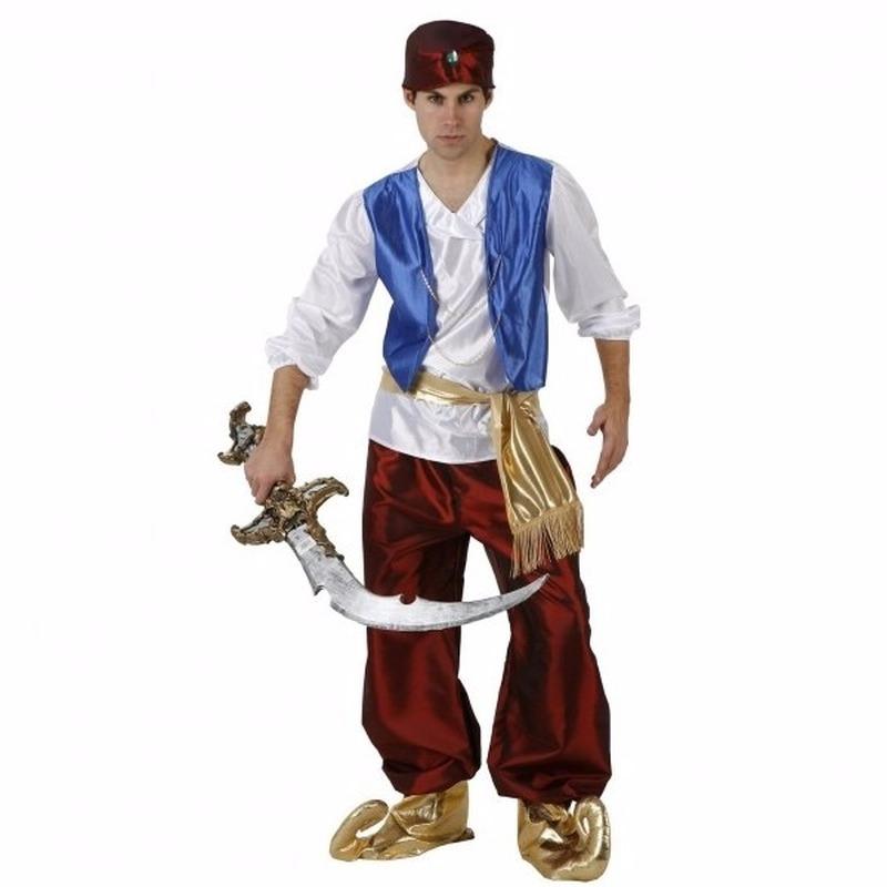 1001 nacht Arabische prins kostuum