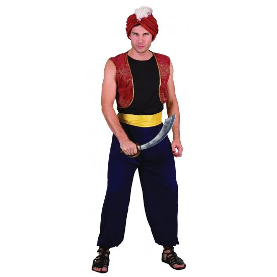 1001 nacht Sinbad kostuum
