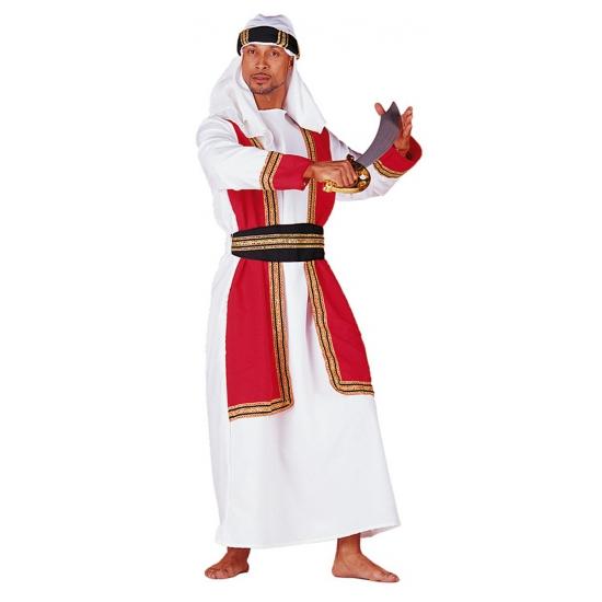 1001 nacht sultan kostuum