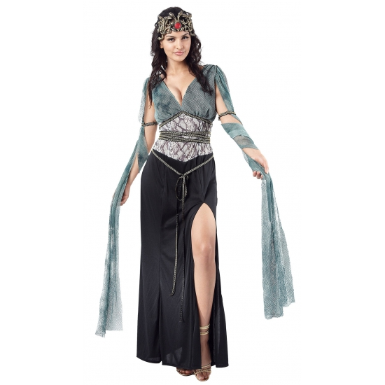 1001 nacht verkleed jurk