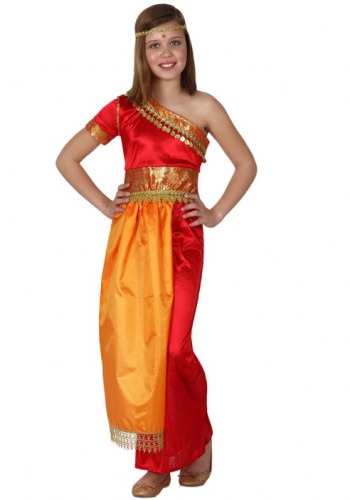 India Bollywood jurken voor meisjes