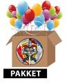 Ridder thema kinderfeest pakket
