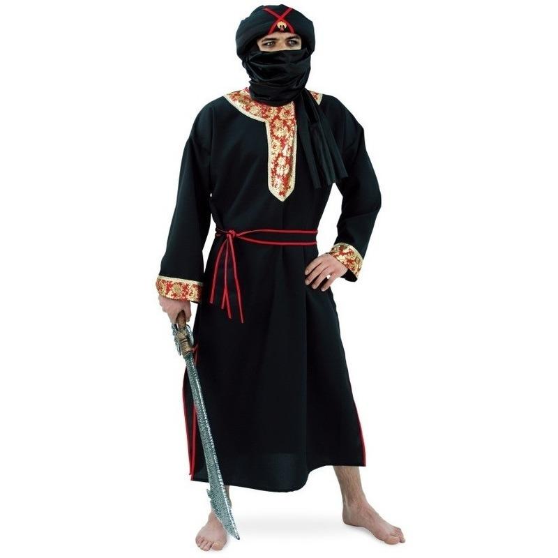 1001 nacht woestijn kostuum
