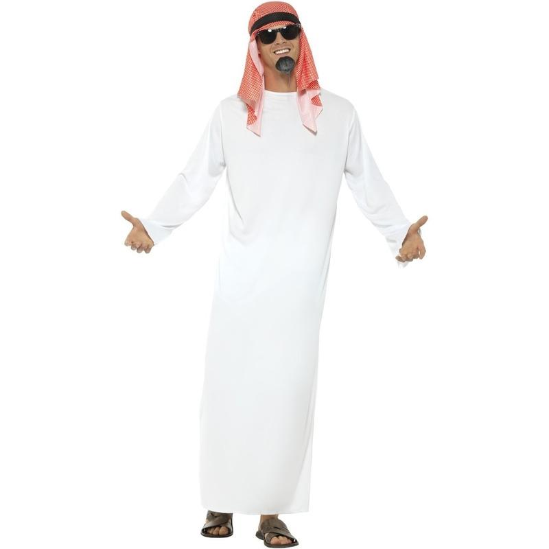 Arabier verkleed kleding voor heren