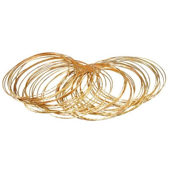 Bangle armbanden 50 stuks